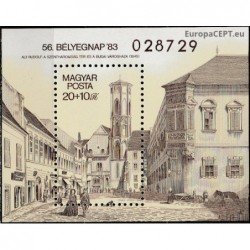 Vengrija 1983. Senasis Buda