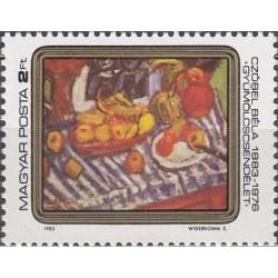 Hungary 1983. Painting
