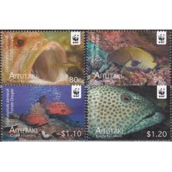 Aitutaki 2010. Marine life