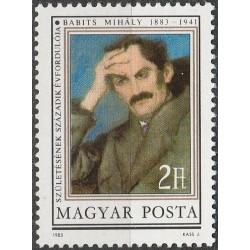 Vengrija 1983. Rašytojas
