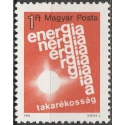 Vengrija 1984. Energijos...