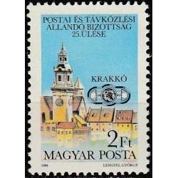 Vengrija 1984. Konferencija...