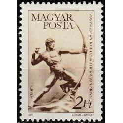 Vengrija 1984. Skulptūra