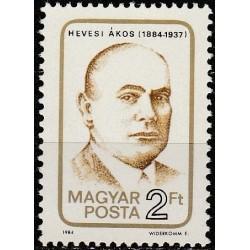 Hungary 1984. Politician