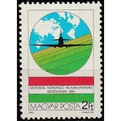 Vengrija 1984. Aviacija