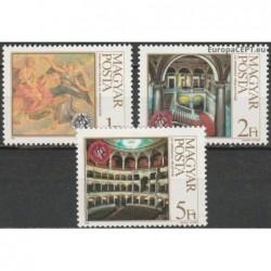 Hungary 1984. Theatre (opera)