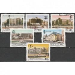 Vengrija 1984. Budapešto...