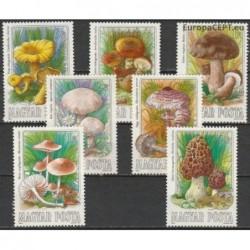 Hungary 1984. Mushrooms