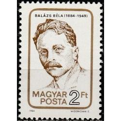 Vengrija 1984. Rašytojas