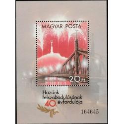 Vengrija 1985. Pergalės...