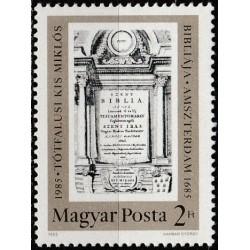 Hungary 1985. Totfalusi bibel