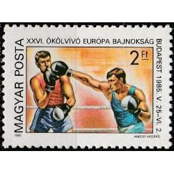 Hungary 1985. Boxing
