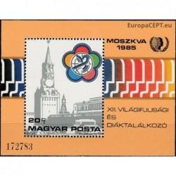 Vengrija 1985. Jaunimo...