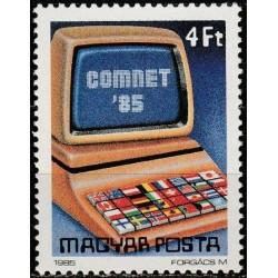Vengrija 1985. Informacinės...