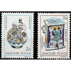 Hungary 1985. Ceramics