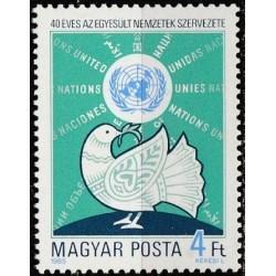 Hungary 1985. United Nations