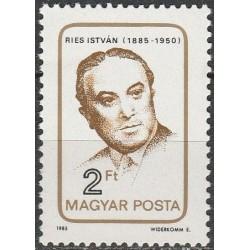 Vengrija 1985. Politikas
