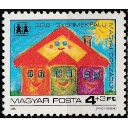 Hungary 1985. SOS Children
