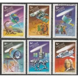 Vengrija 1986. Halio kometa