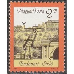 Hungary 1986. Tourism