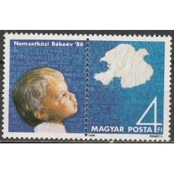 Hungary 1986. International...