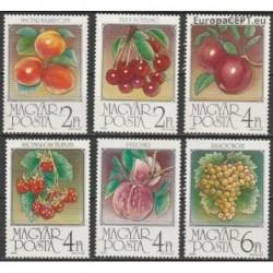 Hungary 1986. Fruits and...
