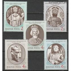 Hungary 1986. Kings