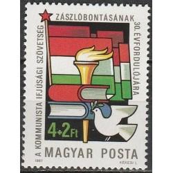Hungary 1987. Youth...