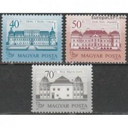 Vengrija 1987. Architektūra