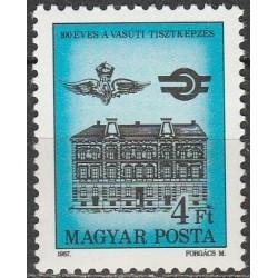 Hungary 1987. Architecture
