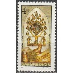 Vengrija 1987. Religiniai...