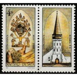 Hungary 1987. Religious...