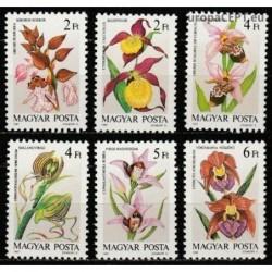Vengrija 1987. Orchidėjos