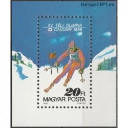 Hungary 1987. Winter...