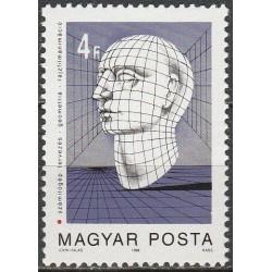Hungary 1988. Computer...