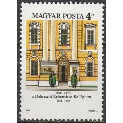 Vengrija 1988. Debreceno...