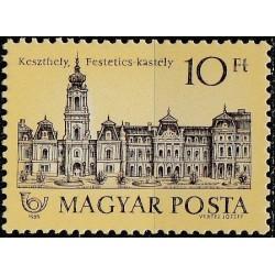 Vengrija 1989. Architektūra