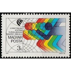 Hungary 1989. World...