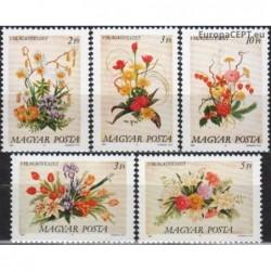 Vengrija 1989. Gėlės