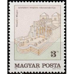 Hungary 1989. Church