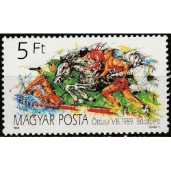 Vengrija 1989. Penkiakovė