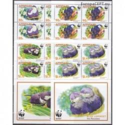 Aitutaki 2002. Birds in...