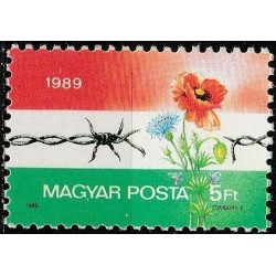Hungary 1989. Opening the...
