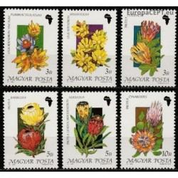Vengrija 1990. Gėlės