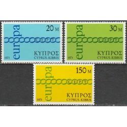 Kipras 1971. CEPT:...