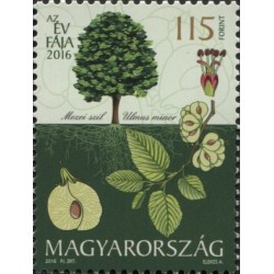Vengrija 2016. Metų medis...
