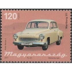 Hungary 2017. Vintage cars...
