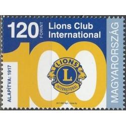 Vengrija 2017. LIONS klubų...