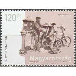 Hungary 2017. Post...