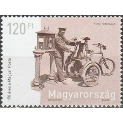 Vengrija 2017. Pašto...